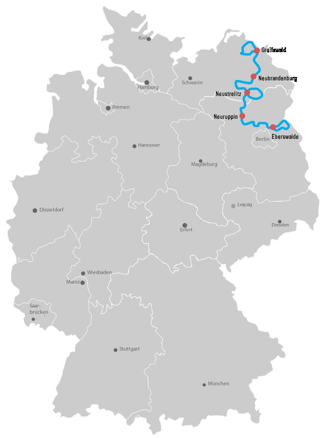 Tour-de-Osten_Etappen_Karte_2018